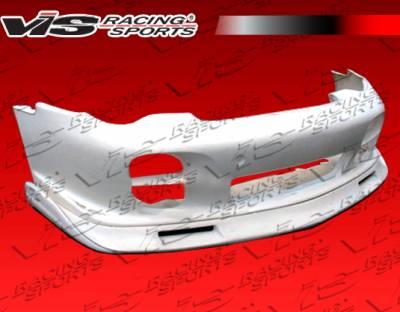 VIS Racing - Porsche 911 VIS Racing Wolf Front Lip - 02PS996G22DWOL-011