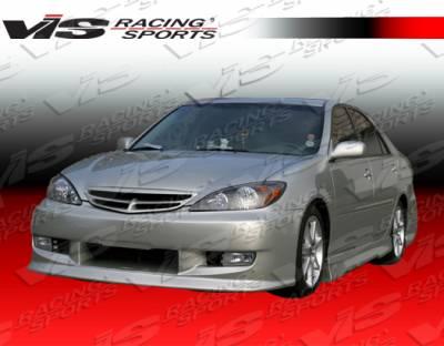 VIS Racing - Toyota Camry VIS Racing TSP Front Bumper - 02TYCAM4DTSP-001