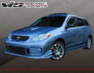 VIS Racing - Toyota Matrix VIS Racing TSC 2 Front Bumper - 02TYMAT4DTSC2-001