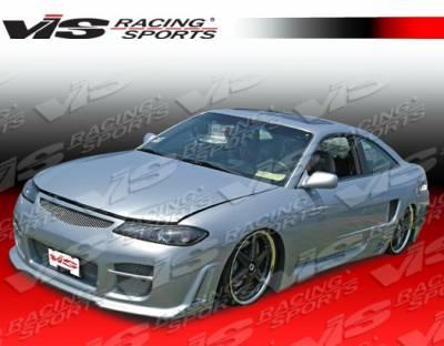 VIS Racing - Toyota Solara VIS Racing Octane Front Bumper - 02TYSOL2DOCT-001