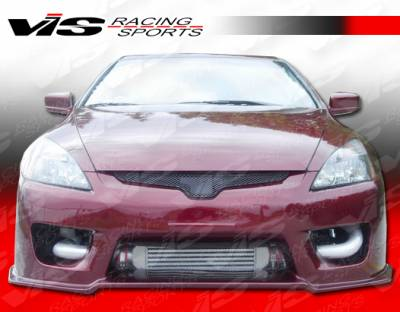VIS Racing - Honda Accord 2DR VIS Racing Prodigy Front Bumper - 03HDACC2DPRO-001