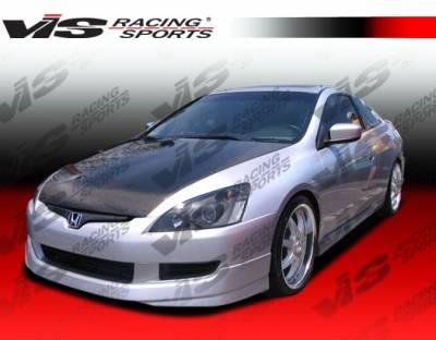 VIS Racing - Honda Accord 2DR VIS Racing V Spec Front Lip - 03HDACC2DVSC-011