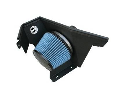 aFe - BMW 5 Series aFe MagnumForce Pro-5R Stage 2 Air Intake System - 54-11572