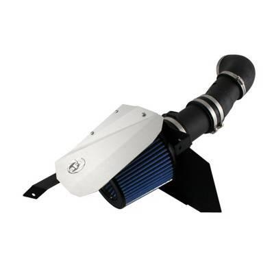 aFe - BMW 7 Series aFe MagnumForce Pro-5R Stage 2 Air Intake System - 54-11732