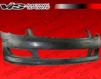 VIS Racing - Infiniti G35 2DR VIS Racing K2 Front Bumper - Polyurethane - 03ING352DK2-001P