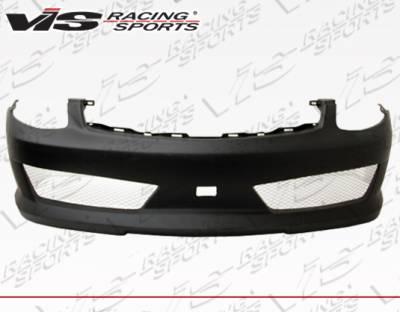 VIS Racing - Infiniti G35 4DR VIS Racing Inven Front Bumper - 03ING354DIVN-001