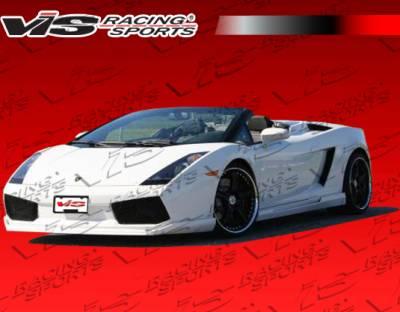 VIS Racing. - Lamborghini Gallardo VIS Racing VIP Front Lip - 03LBGAL2DVIP-011