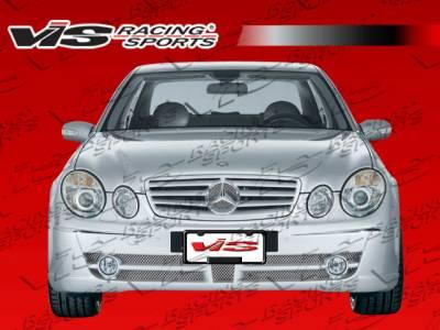 VIS Racing - Mercedes-Benz E Class VIS Racing Laser F1 Front Bumper - 03MEW2114DLF1-001