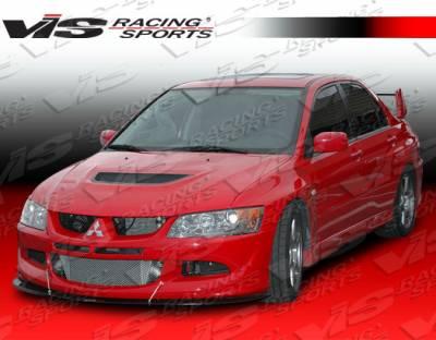 VIS Racing - Mitsubishi Evolution 8 VIS Racing OEM Front Bumper - 03MTEV84DOE-001