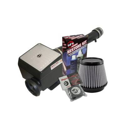 aFe - Toyota Tacoma aFe MagnumForce Pro-5R Stage 2 SI Air Intake System with Value Pack - 54-81163