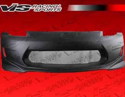 VIS Racing - Nissan 350Z VIS Racing AMS GT Front Bumper - 03NS3502DAMSGT-001