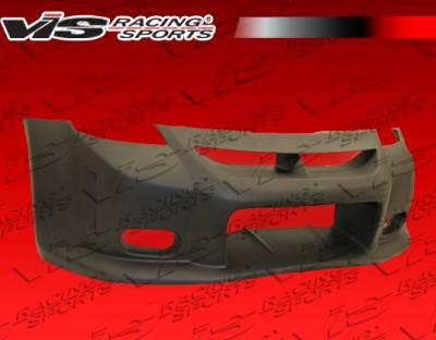 VIS Racing - Nissan 350Z VIS Racing Invidia Front Bumper - 03NS3502DIND-001