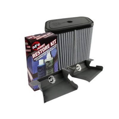 aFe - BMW 3 Series aFe MagnumForce Pro-Dry-S Super Stock Air Intake System - 55-11661