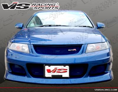 VIS Racing - Acura TSX VIS Racing SP Front Bumper - 04ACTSX4DSP-001