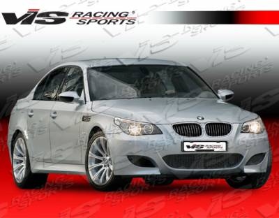 VIS Racing - BMW 5 Series VIS Racing M-5 Front Bumper - 04BME604DM5-001