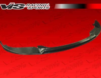 VIS Racing - BMW 5 Series VIS Racing Carbon Fiber HSC Front Lip - 04BME60M54DHSC-011C