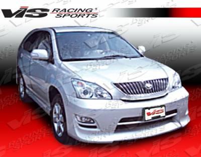 VIS Racing - Lexus RX330 VIS Racing TNX Front Bumper - 04LXRX34DTNX-001