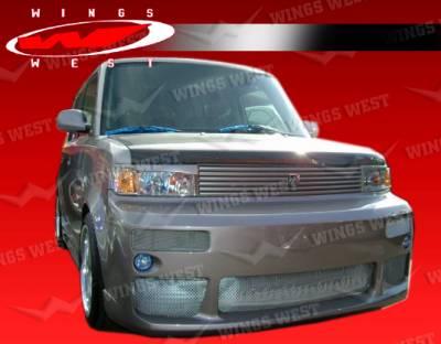 VIS Racing - Scion xB VIS Racing JPC Front Bumper - 04SNXB4DJPC-001