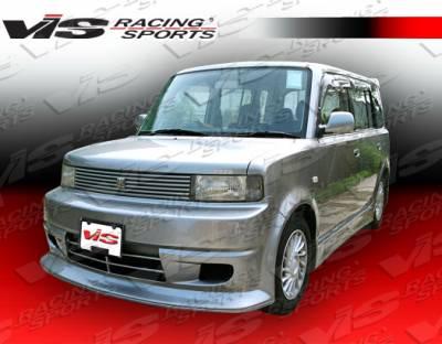 VIS Racing - Scion xB VIS Racing Techno R Front Bumper - 04SNXB4DTNR-001