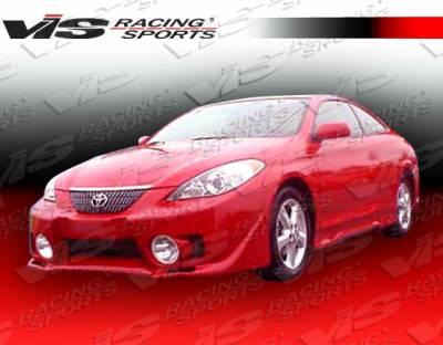 VIS Racing - Toyota Solara VIS Racing EVO-5 Front Bumper - 04TYSOL2DEVO5-001