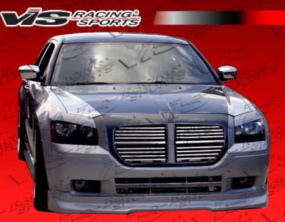 VIS Racing - Dodge Magnum VIS Racing VIP-2 Front Lip - 05DGMAG4DVIP2-011