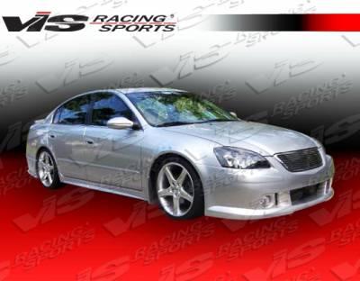 VIS Racing - Nissan Altima VIS Racing Magnum Front Bumper - Urethane - 05NSALT4DMAG-001