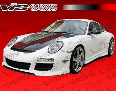 VIS Racing - Porsche 911 VIS Racing Mania Front Bumper - 05PS9972DMAN-001