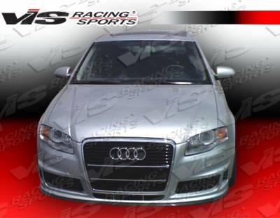 VIS Racing - Audi A4 VIS Racing DTM Front Bumper - 06AUA44DDTM-001