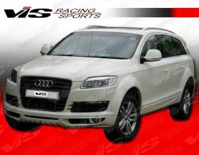 VIS Racing. - Audi Q7 VIS Racing A Tech Front Lip - 06AUQ74DATH-011P