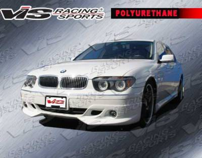 VIS Racing - BMW 7 Series VIS Racing A Tech Front Lip - 06BME654DATH-011P