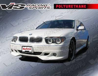 VIS Racing - BMW 7 Series VIS Racing A Tech Front Lip - 06BME654DATH-011P