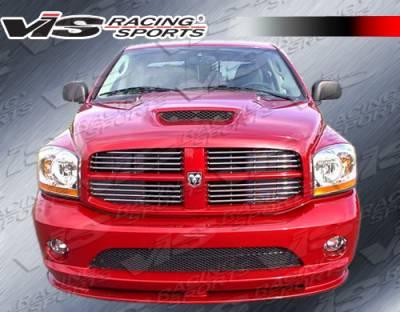 VIS Racing - Dodge Ram VIS Racing SRT Front Bumper - 06DGRAM2DSRT-001