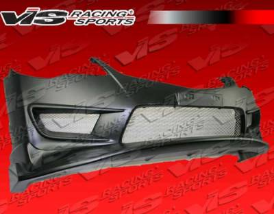 VIS Racing - Honda Civic VIS Racing JS Front Lip - 06HDCVC4DJJS-011