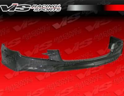 VIS Racing - Honda Civic VIS Racing Techno R Front Lip - 06HDCVC4DJTNR-011