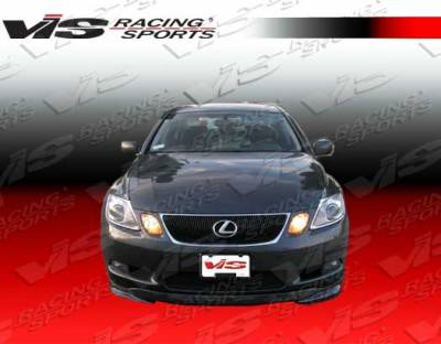 VIS Racing - Lexus GS VIS Racing VIP-2 Front Lip - 06LXGS34DVIP2-011