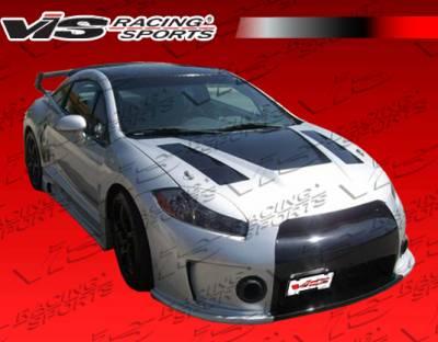 VIS Racing - Mitsubishi Eclipse VIS Racing Magnum Front Bumper - 06MTECL2DMAG-001