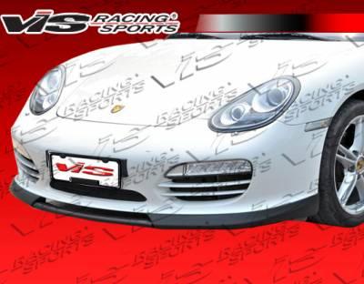 VIS Racing - Porsche Cayman VIS Racing Ars Front Lip - Polyurethane - 06PSCAM2DARS-011P