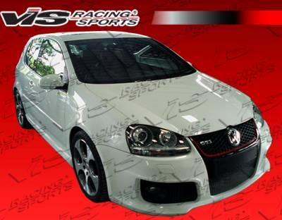 VIS Racing - Volkswagen Golf VIS Racing Otto Front Bumper - 06VWGOF2DOTT-001