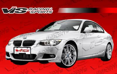 VIS Racing - BMW 3 Series VIS Racing M Tech Front Bumper - 07BME922DMTH-001