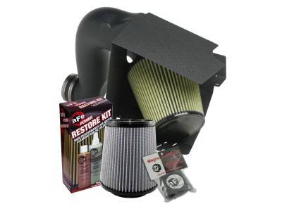 aFe - Dodge Ram aFe MagnumForce Pro-Guard 7 Stage 2 EX Air Intake System with Value Pack - 75-10933