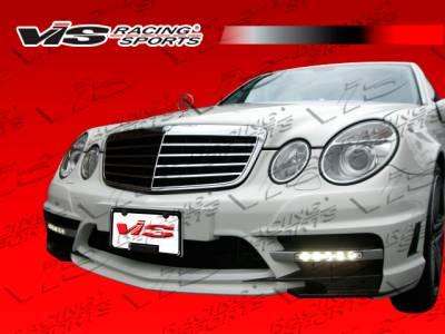 VIS Racing - Mercedes-Benz E Class VIS Racing VIP Front Bumper - 07MEW2114DVIP-001