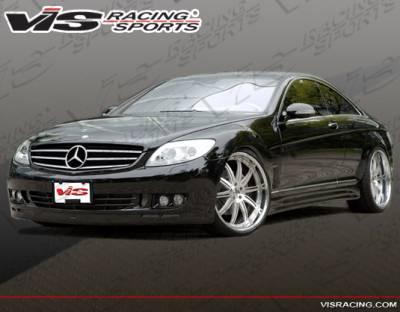VIS Racing - Mercedes-Benz CL Class VIS Racing ACT Front Bumper - 07MEW2162DACT-001