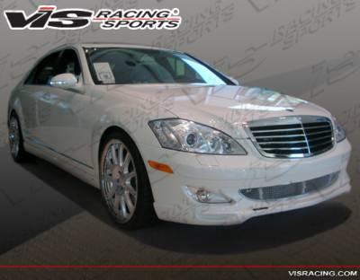 VIS Racing - Mercedes-Benz S Class VIS Racing C Tech Front Lip - 07MEW2214DCTH-011