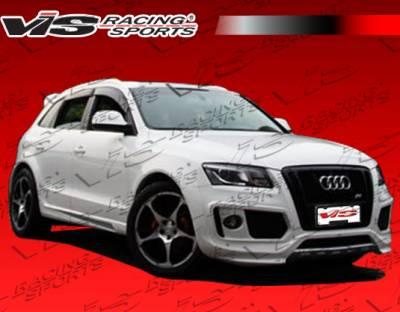 VIS Racing. - Audi Q5 VIS Racing Astek Front Bumper - 09AUQ54DAST-001