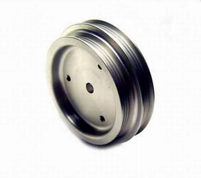 Auto Specialties - Auto Specialties Crank Pulley - Nitride - 820116PS