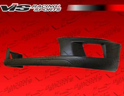VIS Racing - Scion tC VIS Racing Jet speed Front Lip - 11SNTC2DJET-011