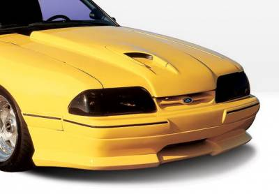 Wings West - Ford Mustang Wings West Dominator Air Dam - 591013AD