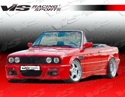 VIS Racing - BMW 3 Series VIS Racing M3 E46 Style Front Bumper - 84BME302DE46M3-001