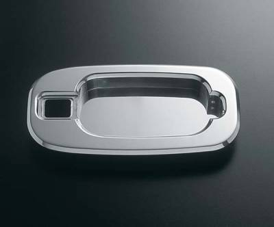 All Sales - All Sales Chrome Billet Door Bucket Handles - Left and Right Side without Lock - 908C