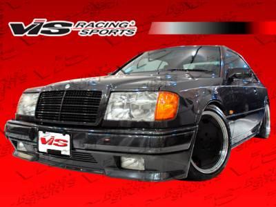 VIS Racing - Mercedes-Benz E Class VIS Racing Euro Tech Front Bumper - 86MEW1242DET-001